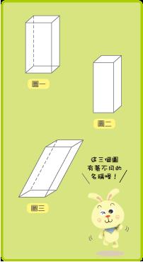 三 长方体体积公式 -大嘴鸟亲子杂志图片